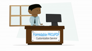 PRO2PDF_CustomizationService